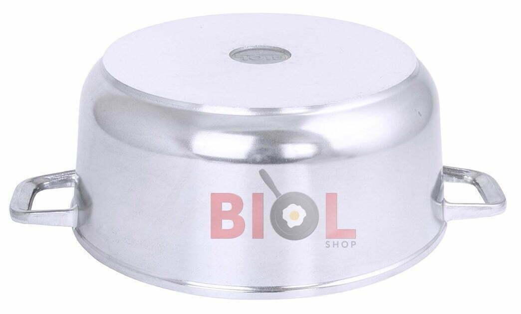 Алюминиевая кастрюля литая с утолщенным дном и крышкой 2 л купить