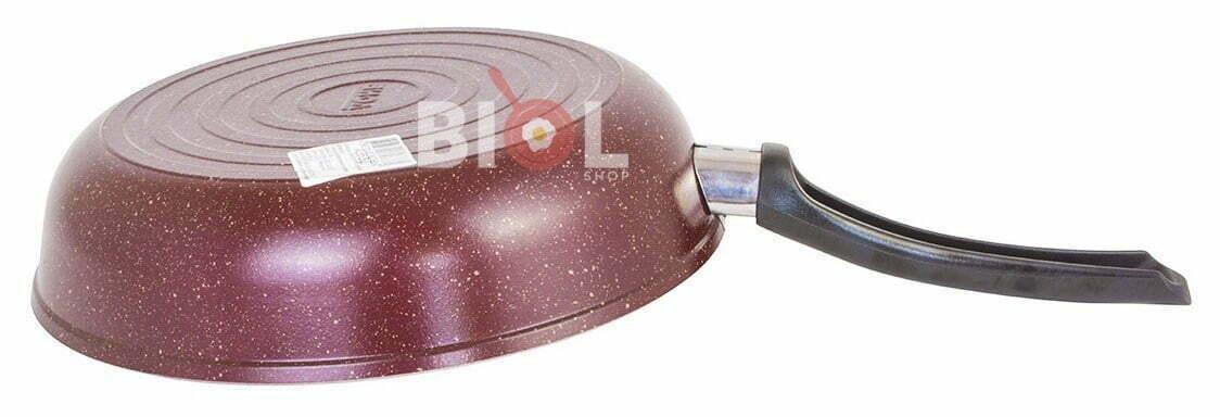 Купить алюминиевую сковородку с декоративным покрытием онлайн
