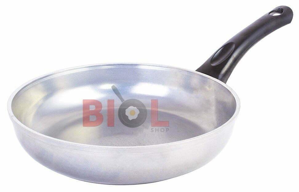 Лучшая цена на сковородку алюминиевую Биол 22 см