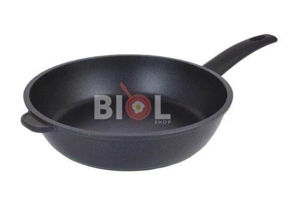 Антипригарная сковорода Биол LUX 24 см купить в Украине