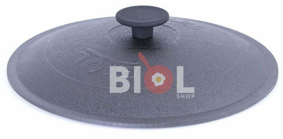 Крышка чугунная 20 см КЧ200 заказать на Биолшоп