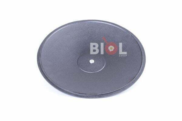 Литая чугунная крышка 260 мм Биол