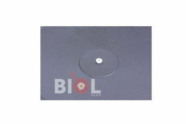 Крышка чугунная Биол 26 см низкая цена на сайте