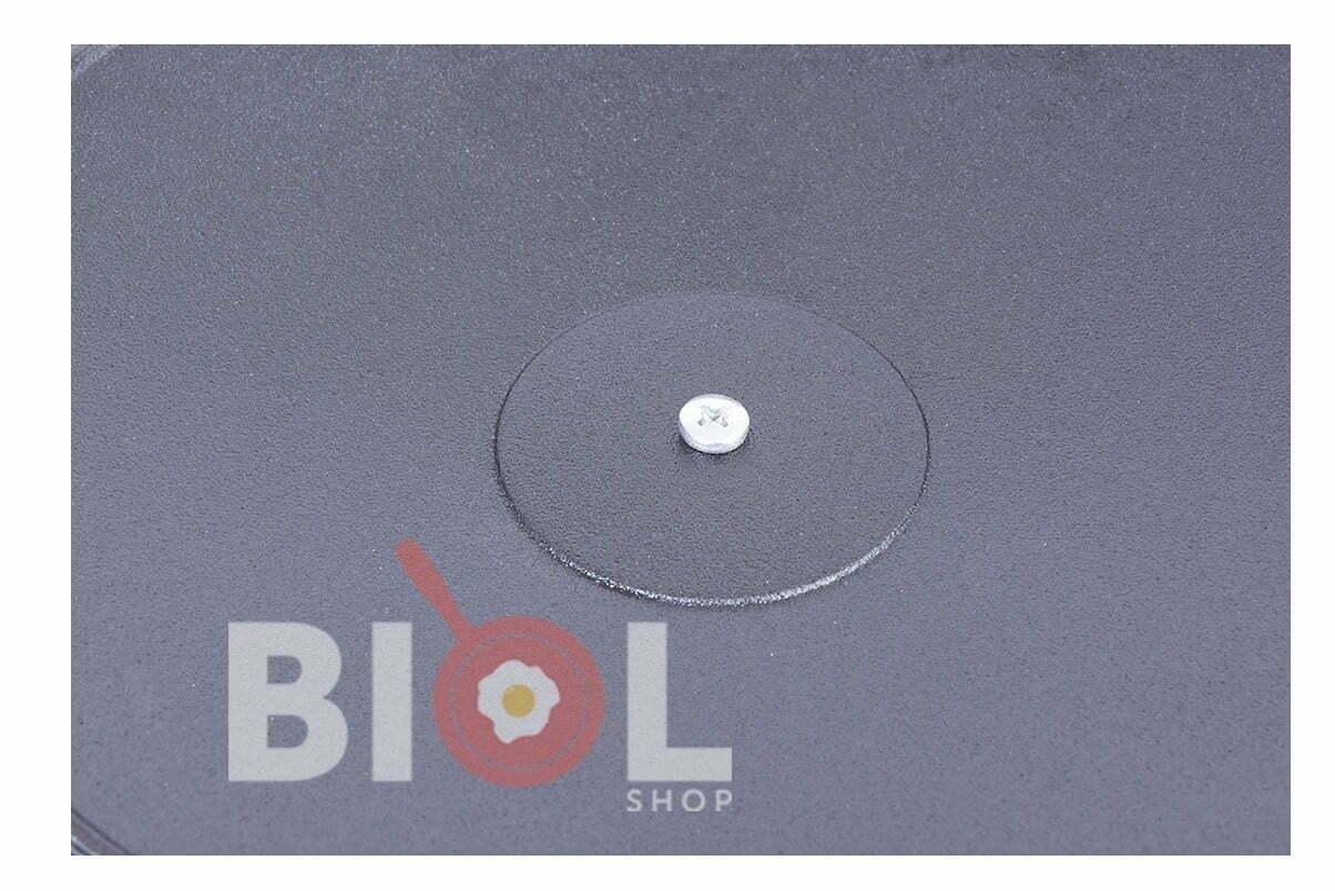 Чугунная крышка 18 см Ситон цена на сайте Биолшоп