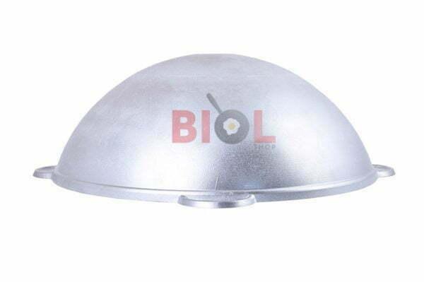Алюминиевый татарский казан с крышкой литой Биол 4 л купить