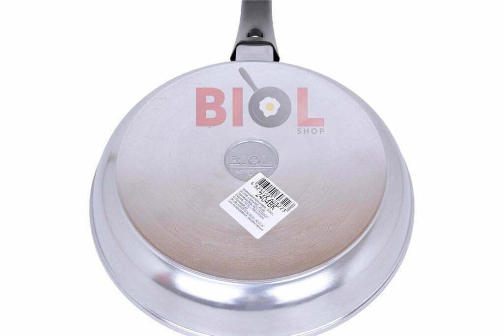 Цена на алюминиевую сковородку Биол