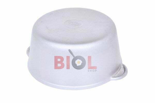 Кастрюля алюминиевая Биол с крышкой 1 л заказать