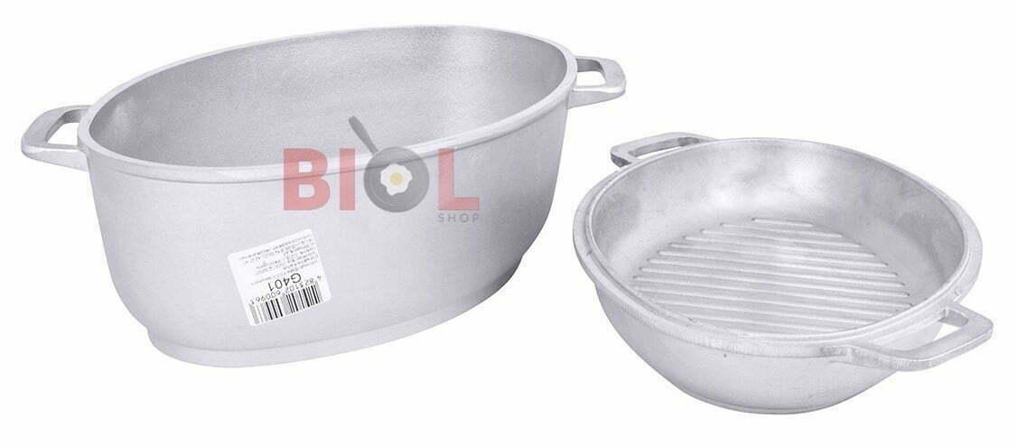 Отличная цена и качество алюминиевой гусятницы Биол