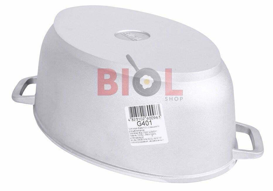 Купить алюминиевую гусятницу Биол