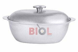 Гусятница литая алюминиевая Биол