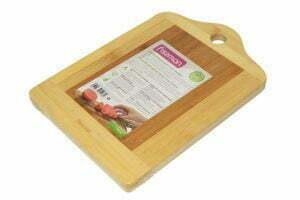 Доска деревянная разделочная Fissman 28х20х1,5 см низкая цена
