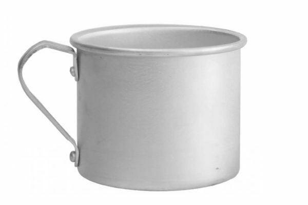 Кружка алюминиевая 0,5 л штампованная ТМ Калитва купить