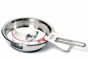 Сковорода из нержавеющей стали Hascevher Gastro