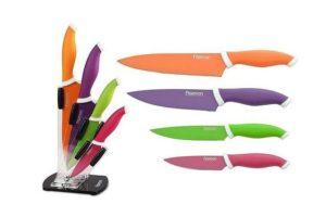 Оригинальный набор кухонных ножей Фиссман в интернет магазине