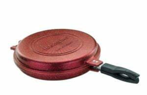 Сковорода-гриль с антипригарным покрытием ТМ Hascevher