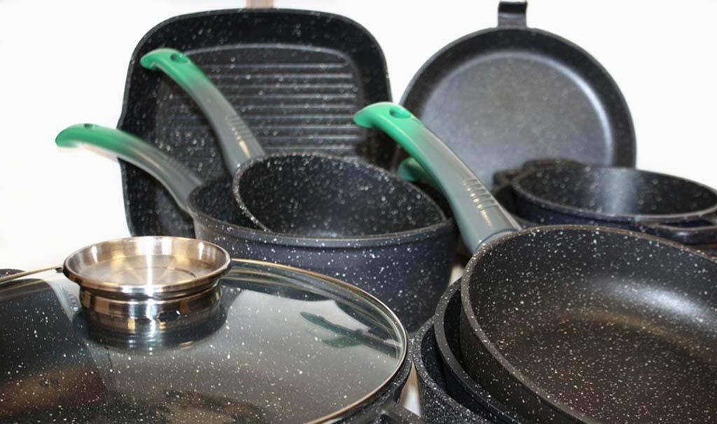 Уход за тефлоновой посудой