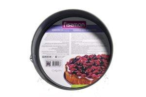 Форма разъемная для выпечки Fissman 24x6,8 см низкая цена