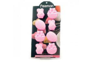 Форма Пасхальный Кролик для льда и шоколада Fissman 6553