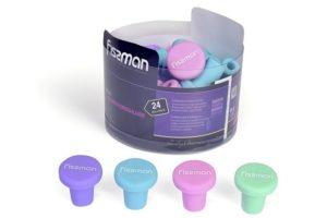Многоразовая силиконовая пробка для бутылок Фиссман купить онлайн