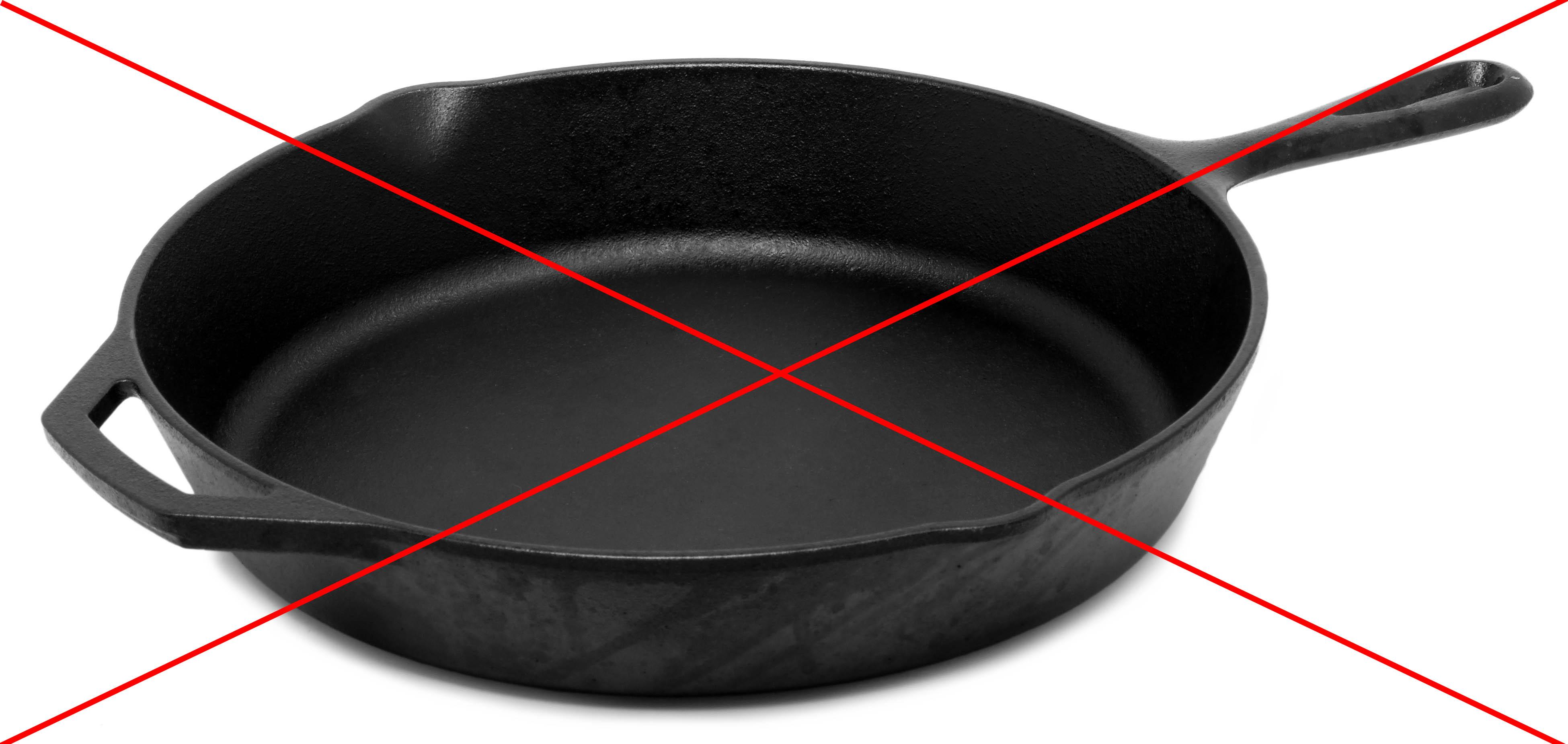 Какие сковороды можно мыть в посудомоечной машине