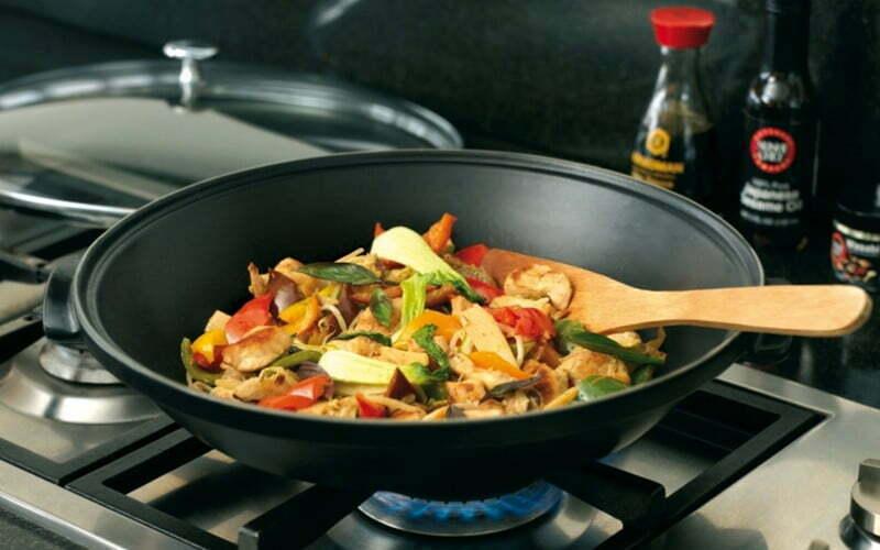 Какие лопатки лучше всего использовать для сковороды