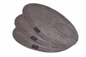 Набор ковриков для сервировки 45x30 см Fissman 4 шт 0671 купить недорого онлайн