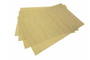 Набор сервировочных ковриков 45x30 см Fissman 4 шт купить в интернет магазине