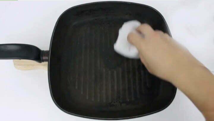 Правила пользования сковородой гриль
