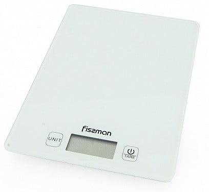 Весы кухонные электронные 19x14x1.4 см Fissman купить онлайн