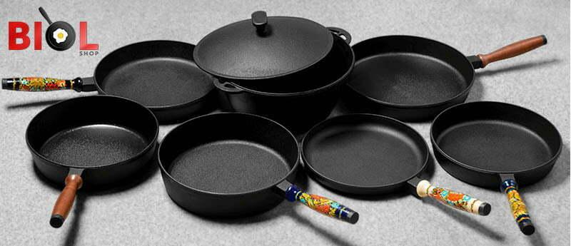 Как выбрать чугунную посуду