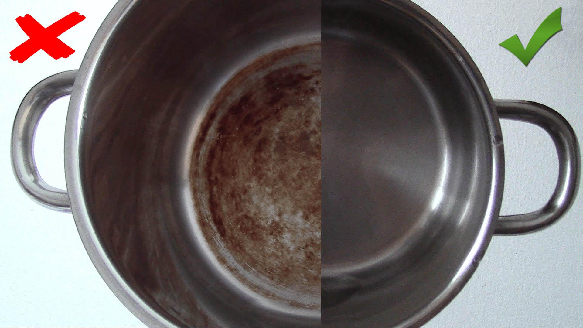 Уход за алюминиевой посудой - первое использование