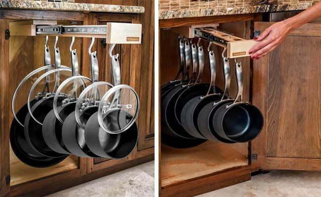 Как хранить чугунную сковороду