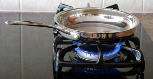 Уход за алюминиевой посудой