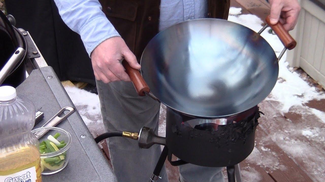 Как мыть вок сковороду и где хранить