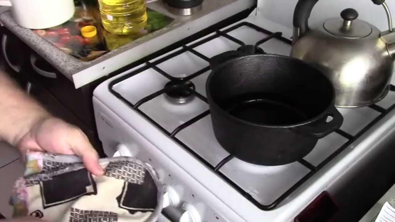 Как правильно мыть и хранить кастрюли