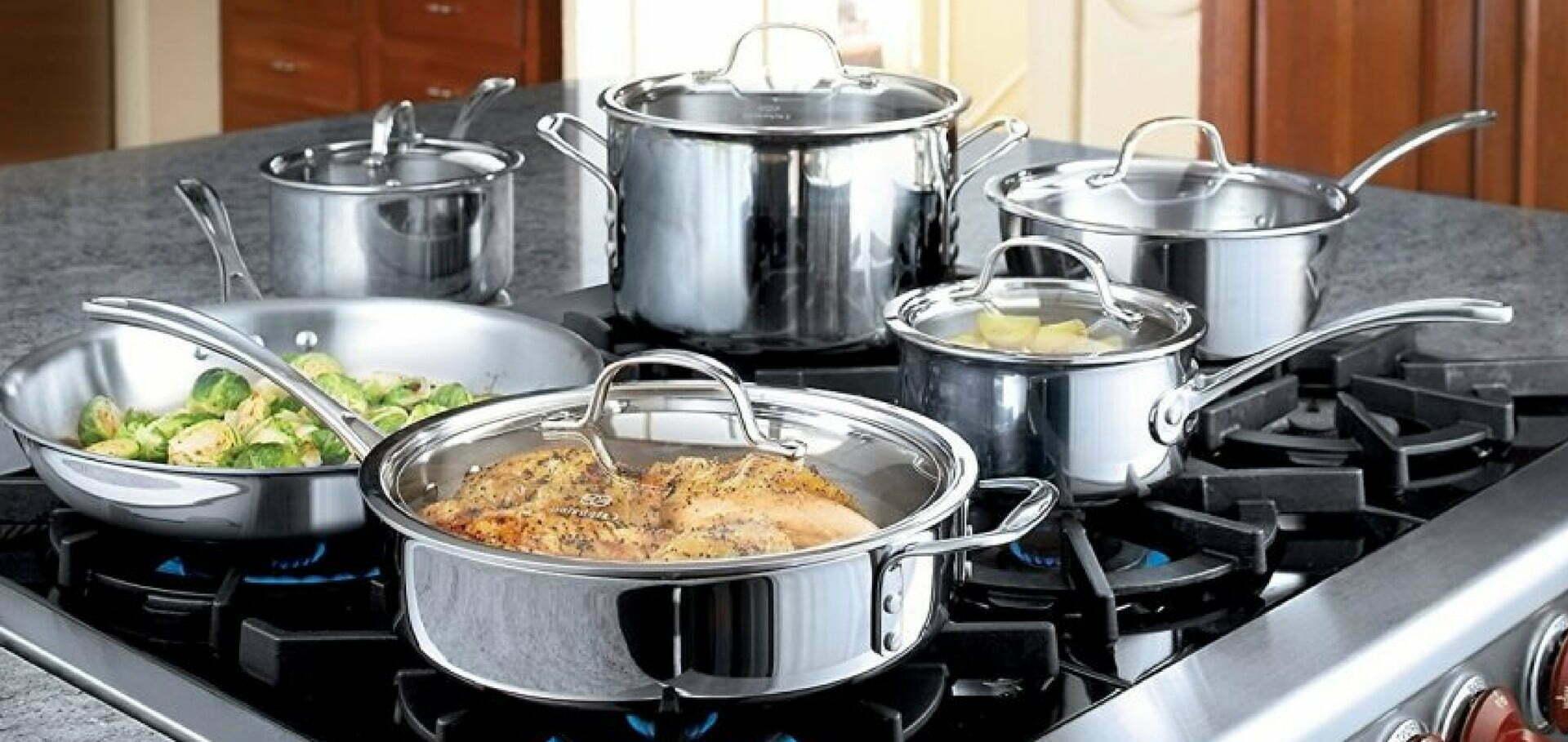Особенности хранения пищи в нержавеющей кастрюле