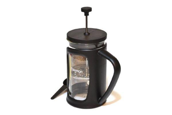 Заварочный чайник с поршнем 0.6 л Fissman MACCHIATO