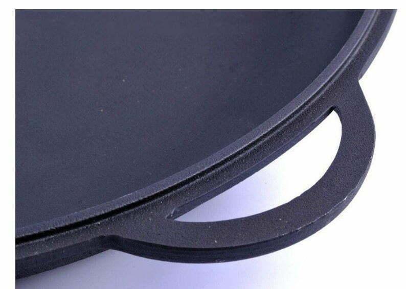Чугунная крышка-сковорода 20 см Ситон цена отличная
