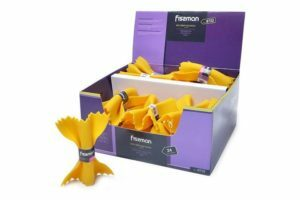 Прихватка силиконовая в форме макарон 11 см Fissman Macaroni купить онлайн