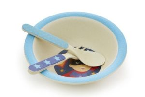 Детский набор посуды Супер-Мальчик 3 предмета РТ-8819.3 купить