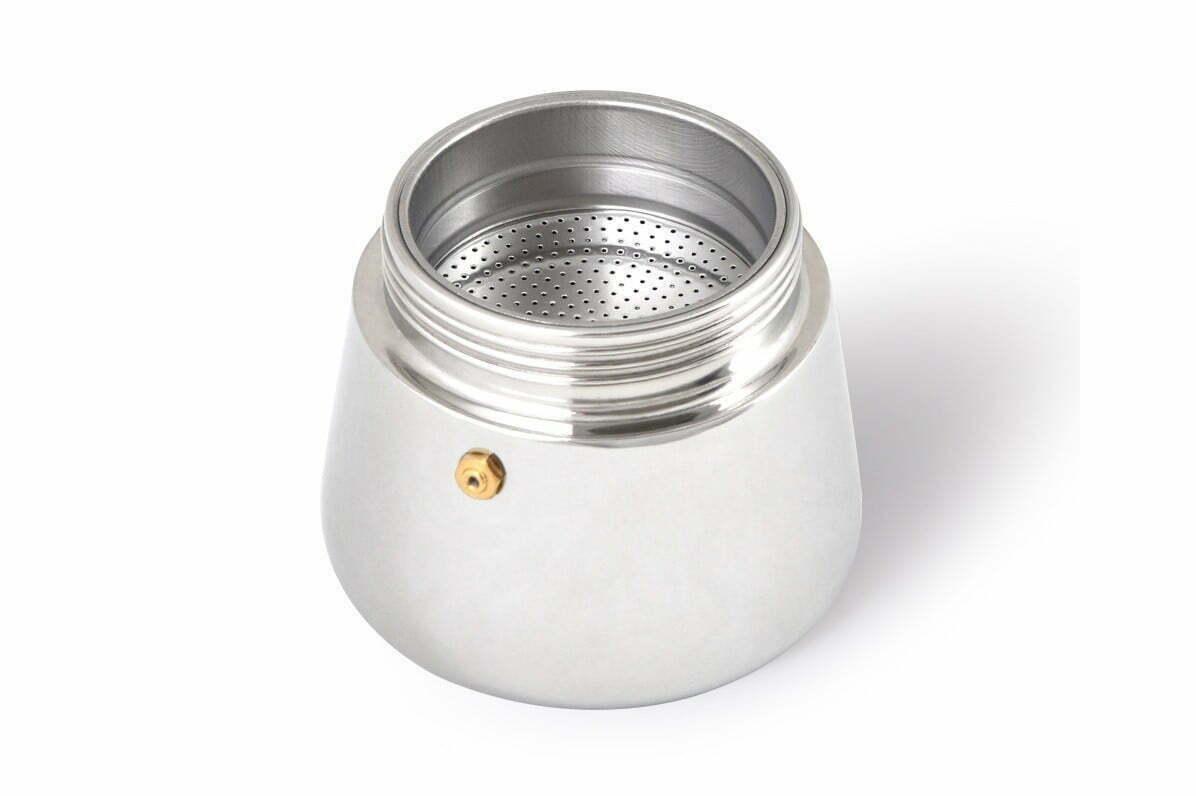 Кофеварка гейзерная 6 чашек лучшая цена на сайте Биолшоп