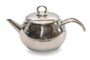 Чайники заварочные из нержавеющей стали