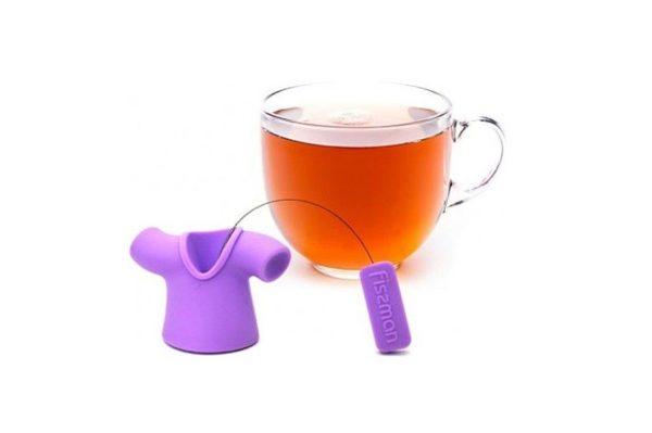 Ситечко для заваривания чая маечка купить недорого онлайн