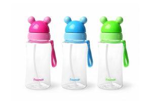 Бутылка детская пластиковая для воды Fissman 370 мл купить