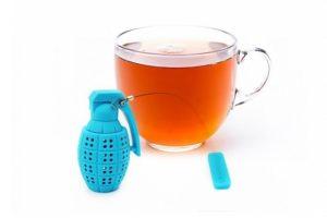 Ситечко для заваривания чая граната Фиссман купить недорого