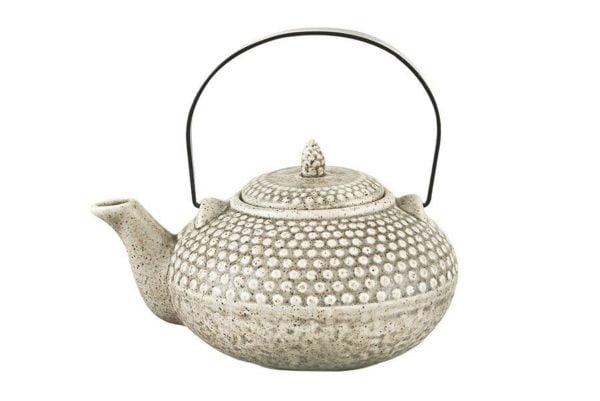 Заварочный чайник керамический 0.75 л купить недорого
