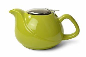 Керамический чайник с ситечком 750 мл купить