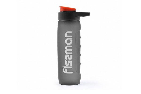Бутылка для воды 660 мл Fissman 23 см купить в интернет-магазине