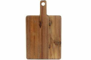 Разделочная доска деревянная BonaDi Naturel 37 см