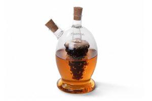 Бутылка 45/420 мл для масла и уксуса 2-в-1 Fissman лучшая цена на сайте